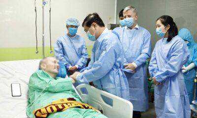 Cập nhật tình hình COVID-19 tại Việt Nam (Ngày T7 20/6): Thêm bệnh nhân khỏi nCoV | Thaiger