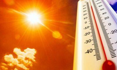 Hà Nội nắng nóng gay gắt, ngoài trời ghi nhận hơn 40 độ C | The Thaiger