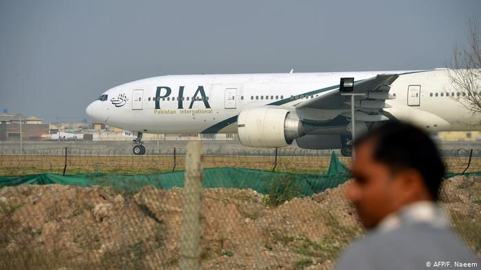 Pakistan airlines cleans house after the pilot license cheating scandal   The Thaiger