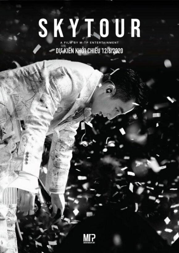 Chỉ trong 48h mở bán, 'Sky tour movie' của Sơn Tùng M-TP đạt 10.000 vé được đặt | News by Thaiger