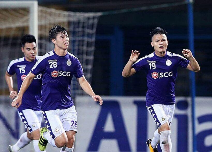 Bàn thắng đẹp nhất AFC Cup: Quang Hải cầm chắc chiến thắng | The Thaiger