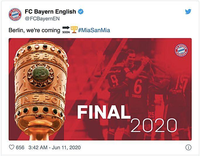 Highights trận Bayern Munich vs Frankfurt (Bán kết giải VĐQG Đức Bundesliga 2019/20): Bayern tiến vào chung kết   News by Thaiger