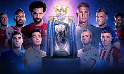 Cập nhật lịch thi đấu bóng đá, xem trực tiếp Ngoại hạng Anh (Premier League 2019/2020) | Thaiger