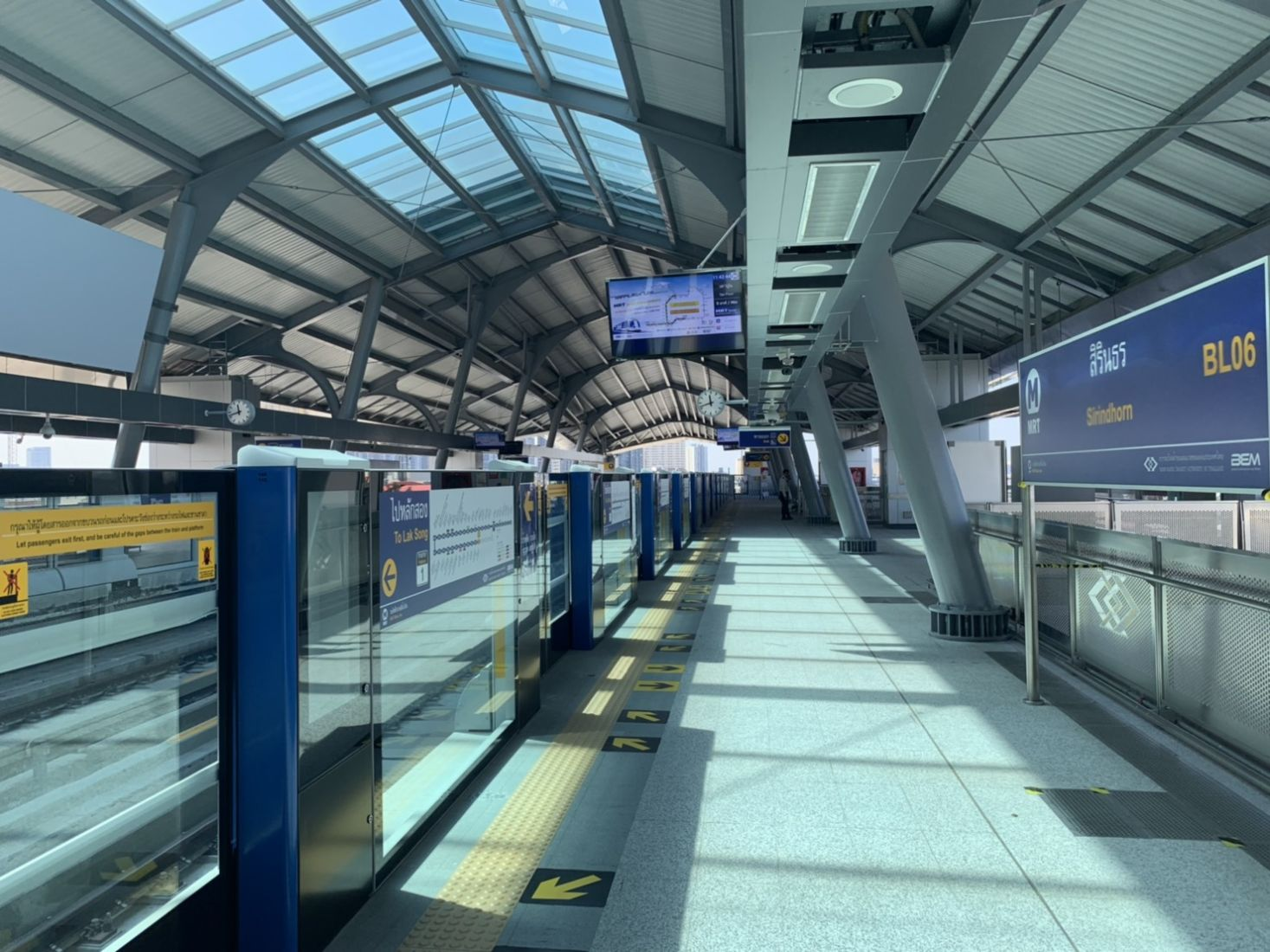 4 new BTS stations open, free until the end of the year | News by Thaiger
