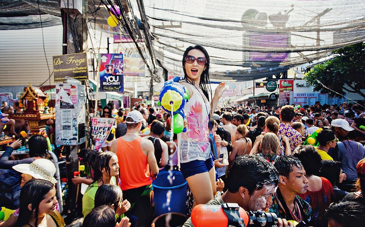 Thailand may hold a July Songkran event if Covid-19 situation remains stable