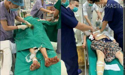 Phú Thọ: Thảm án khiến 4 người trong một gia đình thương vong | Thaiger
