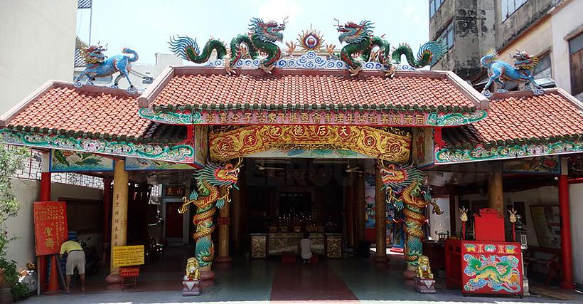 Chulalongkorn University defends shrine demolition for new condos   The Thaiger