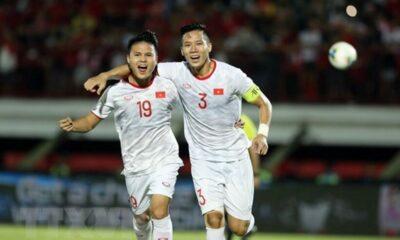 Bảng xếp hạng FIFA: Đội tuyển Việt Nam giữ nguyên vị trí 94 | Thaiger