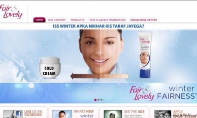 "Unilever drops ""fair"" from skin lightening cream's branding 