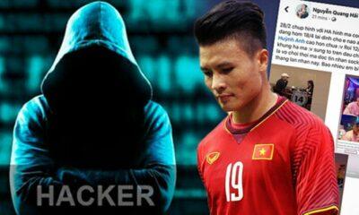 Quang Hải bị hack Facebook cá nhân, bí mật đời tư bị hacker tiết lộ | Thaiger