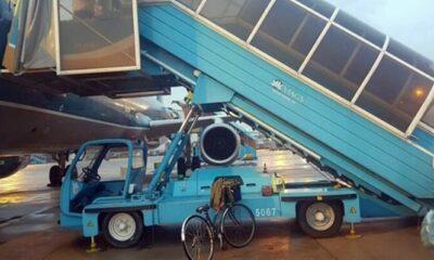TP. HCM: Hành khách tử vong vì ngã xe thang máy bay tại sân bay Tân Sơn Nhất | The Thaiger