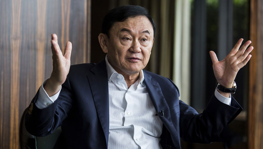 Former PM Thaksin sentenced to 5 years | Thaiger