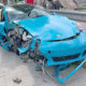 Nonthaburi teen, 3 friends injured as Porsche smashes into tree | Thaiger