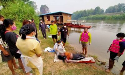Buriram man drowns after being struck by lightning | The Thaiger