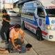 Man arrested for stealing Phuket ambulance | The Thaiger