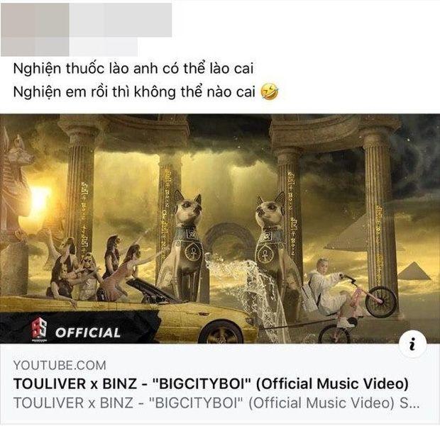"""MV """"Bigcityboi"""" của Binz và Touliver gây ấn tượng bởi hình ảnh và lời rap quá chất   News by Thaiger"""