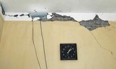 Động đất tại Sơn La: Gần 130 nhà dân hư hỏng | Thaiger