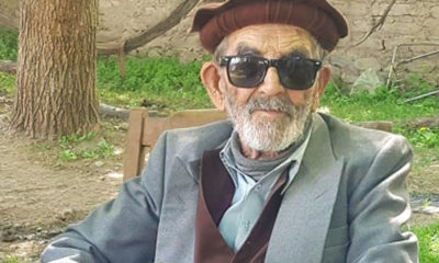 Hope among Pakistan's elderly as 103 year old man recovers from Covid-19 | The Thaiger