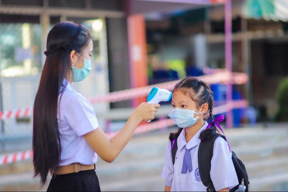 Back to school - Thai school kids head back to class | News by The Thaiger