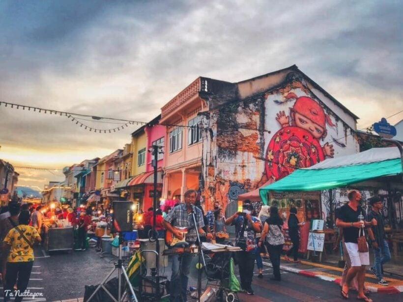 Phuket's Lard Yai Sunday night market springs back to life   News by Thaiger