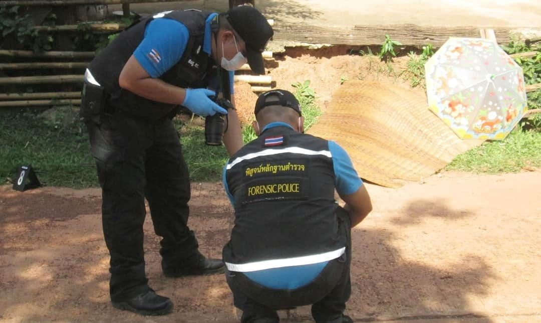 Nakhon Panom man shot dead after wounding policeman | Thaiger