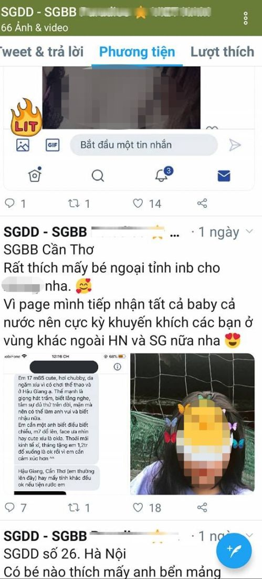 Xôn xao mạng xã hội về nhóm Sugar Baby thế hệ 2k