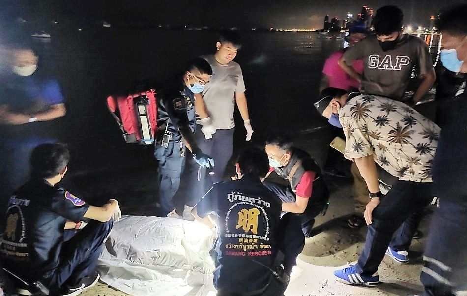 Indian national drowns while swimming at Pattaya beach | News by Thaiger
