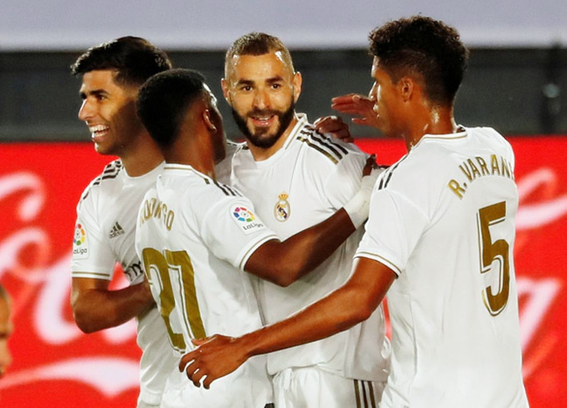 Highlights trận Real Madrid vs Alaves: Real vững ngôi đầu bảng | Thaiger
