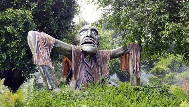 Lâm Đồng: Khu du lịch Quỷ Núi gây phản cảm vì có nhiều tượng quái dị, dâm dục | News by The Thaiger