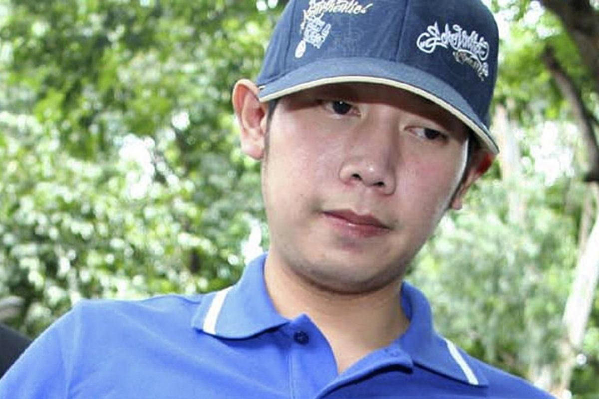 Arrest warrant withdrawn, all charges dropped against Red Bull heir | Thaiger