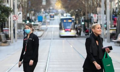 Victoria's capital, Melbourne, records 580 Covid-19 cases in past two days | The Thaiger