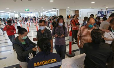 What will happen to foreigners with expired visas after July 31? | The Thaiger