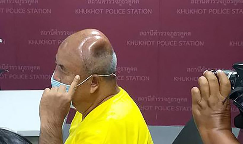 """Pathum Thani police hunt """"100 million baht auntie"""" 
