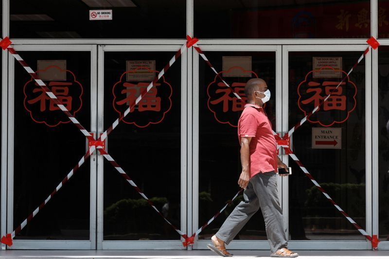 Singapore drops into an official recession | The Thaiger