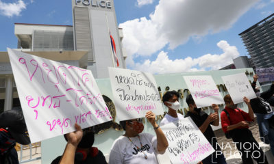 Student activists gather in Bangkok to oppose emergency decree   Thaiger