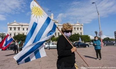 """Uruguay's Covid-19 Policy of """"freedom with responsibility"""" shows success 