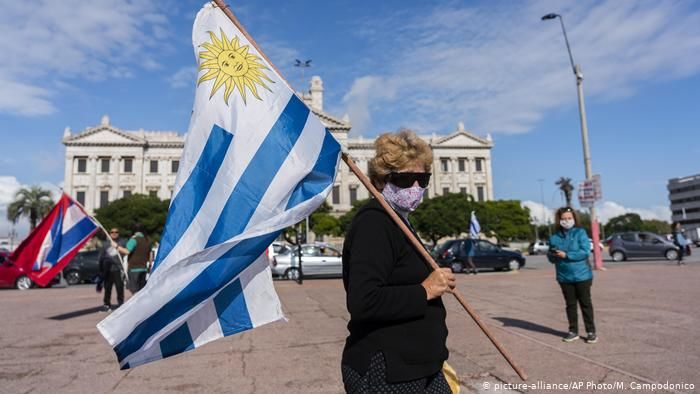 "Uruguay's Covid-19 Policy of ""freedom with responsibility"" shows success 