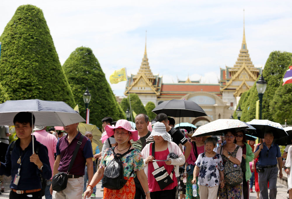 """Thailand targeting specific Chinese provinces for """"tourism bubble""""   The Thaiger"""