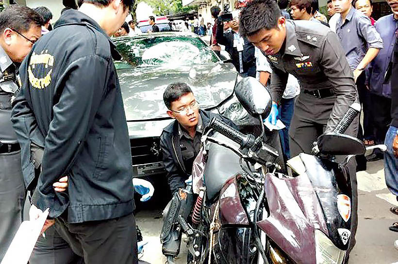 Arrest warrant withdrawn, all charges dropped against Red Bull heir | News by Thaiger