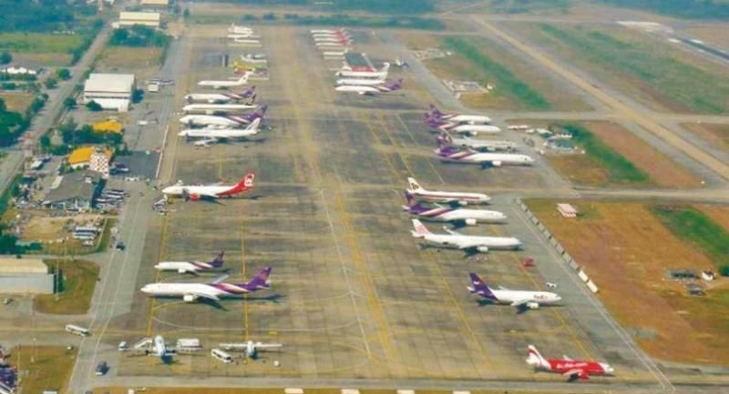 Egyptian air crew were permitted to visit venues in Rayong | Thaiger