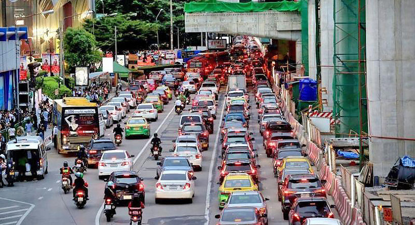 Millions headed home for holiday long weekend   The Thaiger