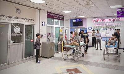 Hospital steps up security after gang fights | Thaiger
