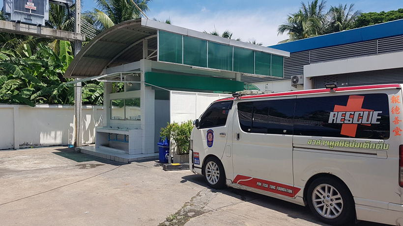 Cabbie's body found in Bangkok petrol station toilet | Thaiger
