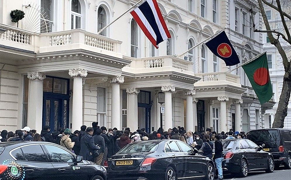 Desperate Thais stuck in the UK make plea to return home | Thaiger