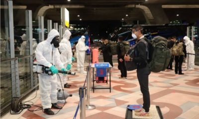 2 more cases of South African variant detected in Thais in state quarantine | The Thaiger