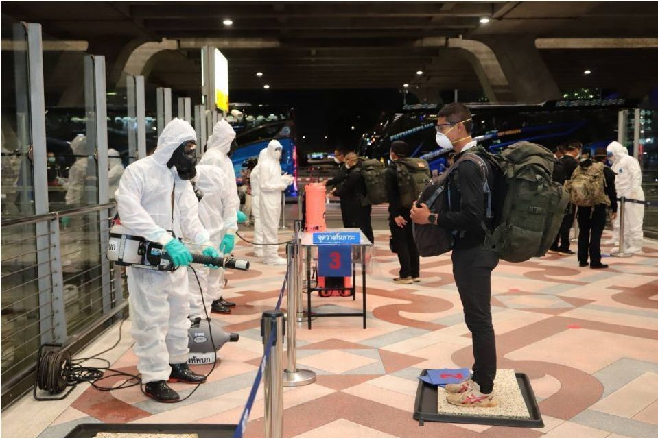 2 more cases of South African variant detected in Thais in state quarantine   The Thaiger