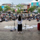 Student flash mob in Chiang Mai as anti-government protests keep popping up | Thaiger