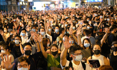 Australia and UK may offer a safe haven to Hong Kong citizens | The Thaiger