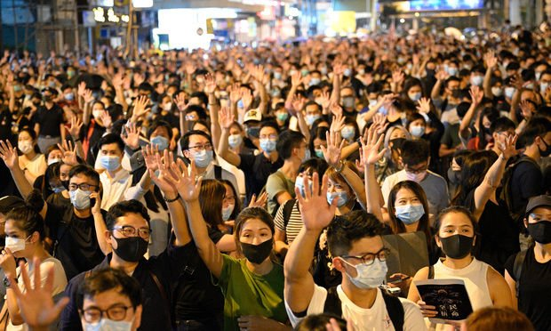 Australia and UK may offer a safe haven to Hong Kong citizens   Thaiger