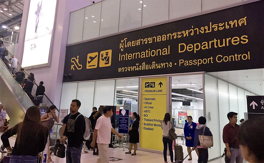 Foreigners on short-term visas warned they must leave Thailand by September 26 | The Thaiger